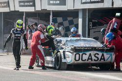 Leonel Pernia, Santiago Andreoli, Emmanuel Perez Bravo, Alifraco Sport Chevrolet