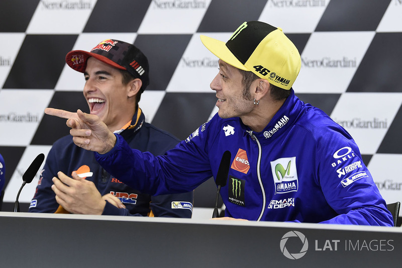 Press conference: Valentino Rossi, Yamaha Factory Racing