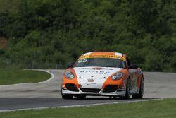#65 Murillo Racing Porsche Cayman: Tim Probert, Justin Piscitell