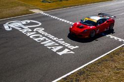 #19 Griffith Corporation Ferrari F430: Mark Griffith