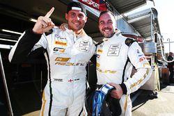 GT4 polesitters Will Moore, Matt Nicoll-Jones