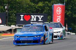 Elliott Sadler, JR Motorsports Chevrolet and Blake Koch, Kaulig Racing Chevrolet
