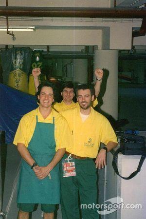 Tancredi Pagiaro, Giorgio Piccolo e Fabio Saoncella, Prema Powerteam