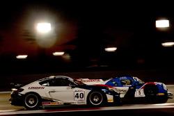 #5 Graff Racing Ligier JS P3: James Winslow, Gregory Taylor, Neale Muston and #40 Brookspeed Porsche