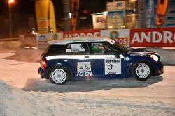 Benjamin Riviere, Rhône Alpes Sport 38 Mini Countryman