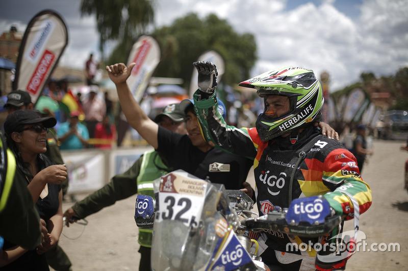 #32 KTM: Juan Carlos Salvatierra