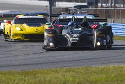 №20 BAR1 Motorsports ORECA FLM09: Дон Юнт