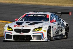#25 BMW Team RLL, BMW M6 GTLM: John Edwards, Bruno Spengler, Martin Tomczyk