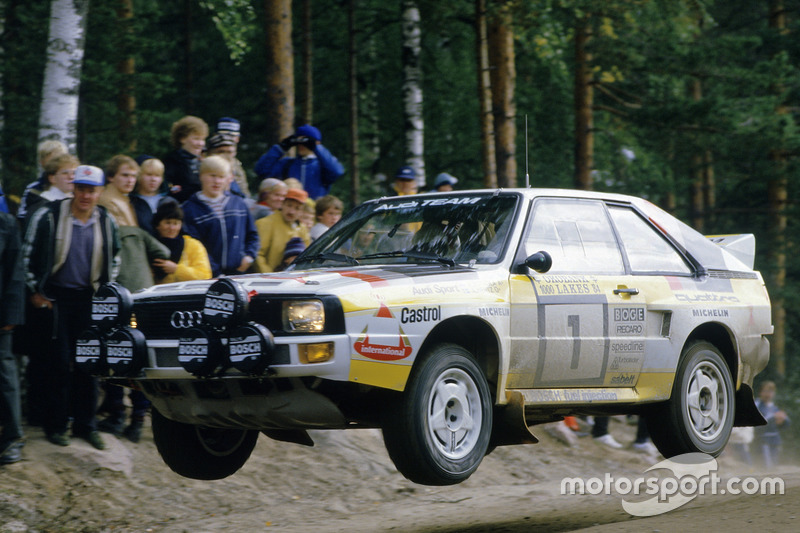 Hannu Mikkola-Arne Hertz (1983)