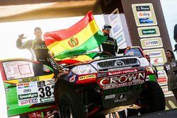 #383 Toyota: Эдуардо Передо и Эухенио Арриета