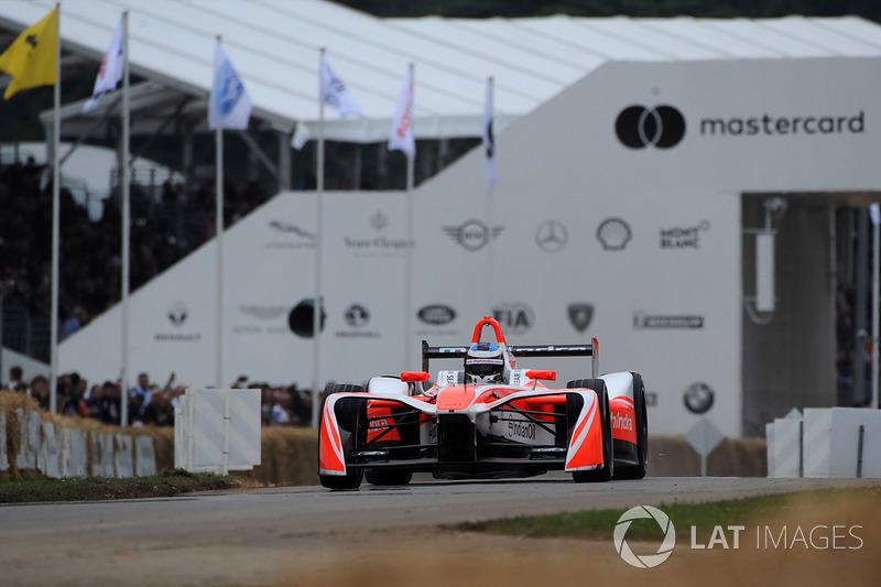 Nick Heidfeld, Formula E