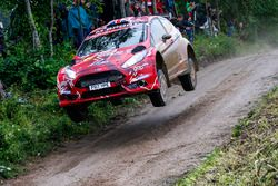 Gus Greensmith, Craig Parry, Ford Fiesta R5