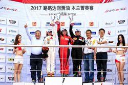 木兰挑战赛,北京站颁奖仪式
