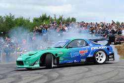 Mazda RX-7 James Deane