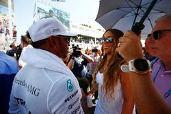 Lewis Hamilton, Mercedes AMG F1 y Mariah Carey