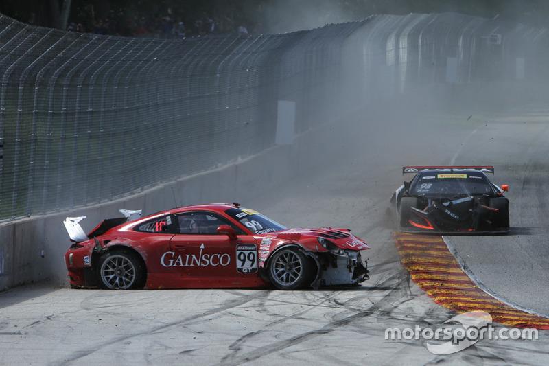 Real Time 911 >> 99 Gainsco Bob Stallings Racing Porsche 911 Gt3 R Jon Fogarty 93