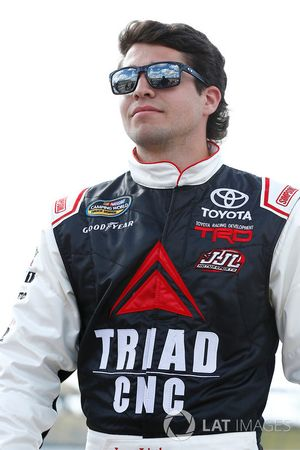 Jesse Little, Toyota