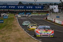 Jonatan Castellano, Castellano Power Team Dodge, Mauricio Lambiris, Martinez Competicion Ford, Agust