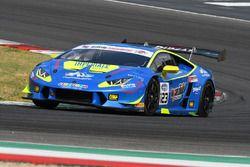 Lamborghini Huracan- S.GT3 #123 Imperiale Racing: Bonacini-pastorelli