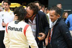 Matteo Bonciani, FIA, René Arnoux