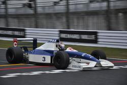 中嶋大祐, ティレル019(Daisuke Nakajima, Tyrrell019)