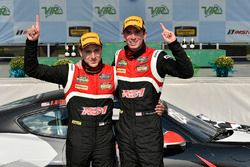 Race winners Dillon Machavern, Dylan Murcott, RS1