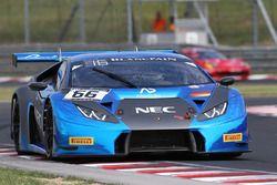 #66 Attempto Racing Lamborghini Huracan GT3: Christopher Zöchling, Max van Splunteren