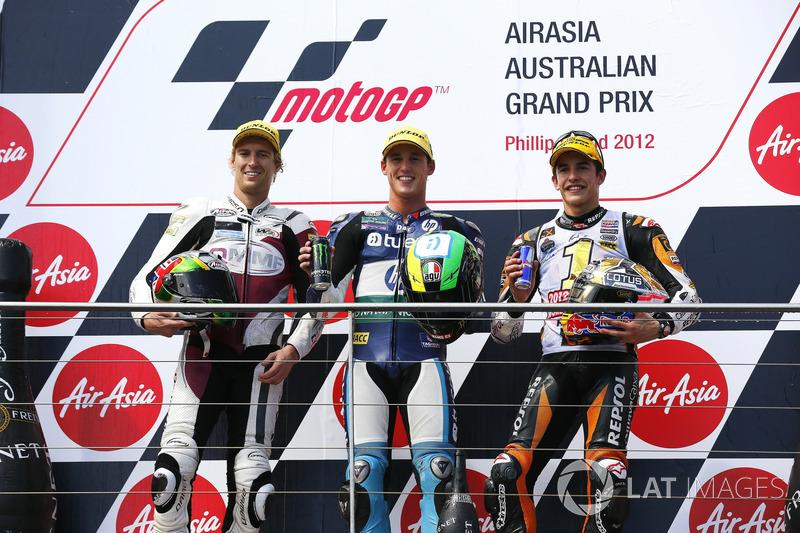 Moto2 - GP de Australia 2012