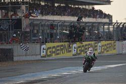 Race winner Jonathan Rea, Kawasaki Racing