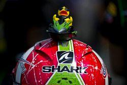 Le casque de Kyle Ryde, Kawasaki Puccetti Racing