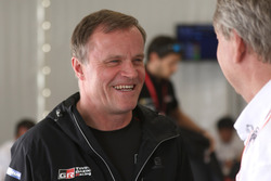 Tommi Makinen, Team Principal Toyota Racing WRC