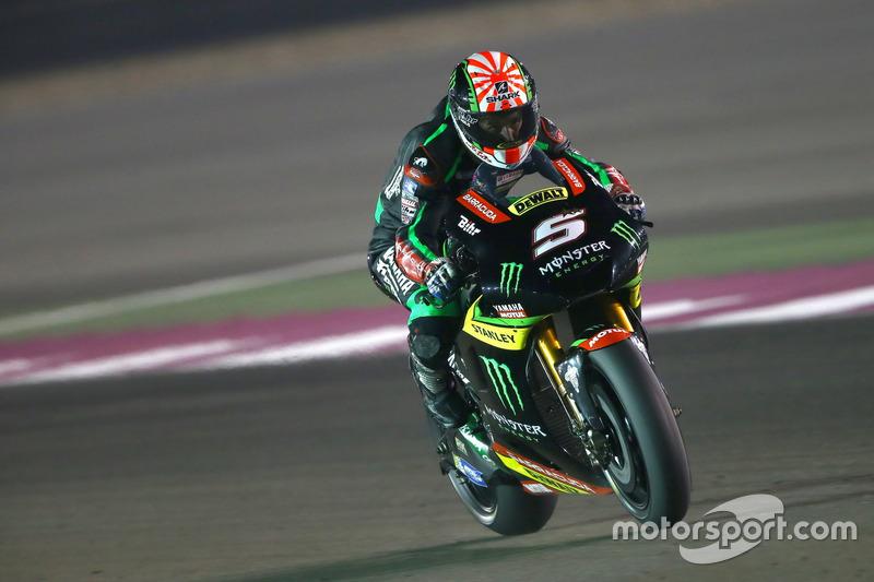 10. Johann Zarco, Monster Yamaha Tech 3, +0,570