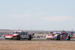 Matias Rossi, Nova Racing Ford, Guillermo Ortelli, JP Carrera Chevrolet