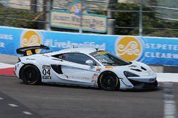 #04 GMG Racing, McLaren 570S GT4: George Kurtz