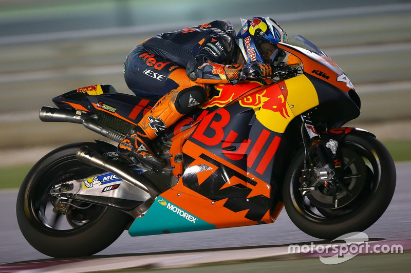 Stiefel von Pol Espargaro, Red Bull KTM Factory Racing bei