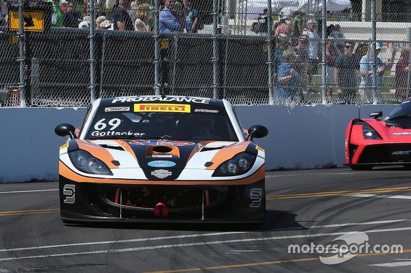 #69 Performance Motorsports Group Ginetta G55: Harry Gottsacker