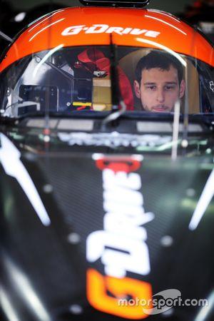 Pierre Thiriet, G-Drive Racing, Oreca