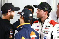 Thomas Luthi, Cal Crutchlow, Team LCR Honda