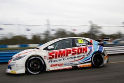 Matt Simpson, Team Dynamics, Honda Civic Type R