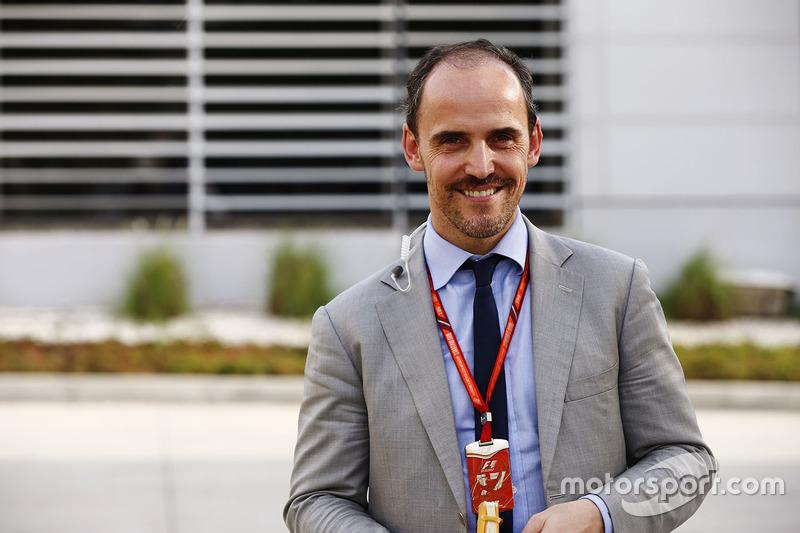 Alexander Molina, Ceremonies Organiser, Formula One