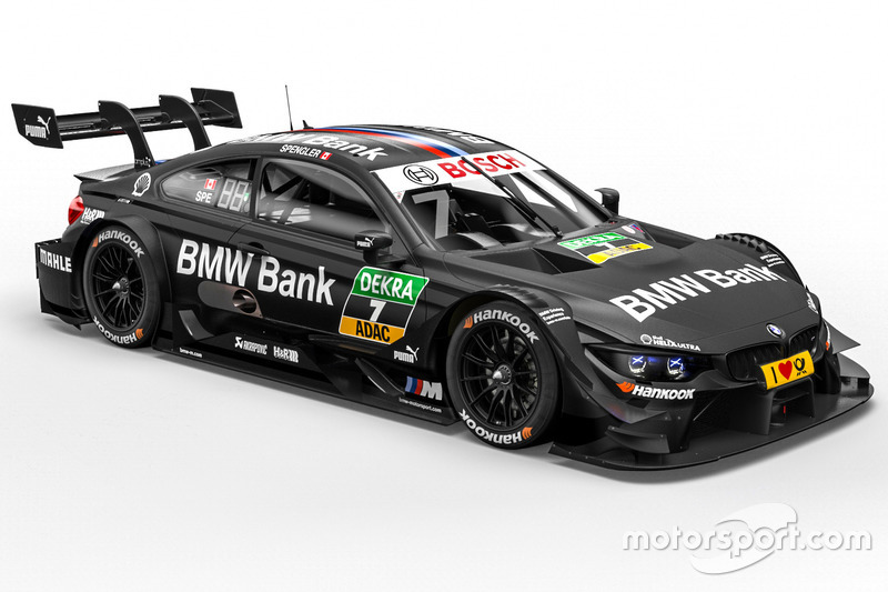 #7: Bruno Spengler, BMW Team RBM, BMW M4 DTM