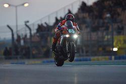 #65 Yamaha: Jan Viehmann