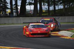#013 R. Ferri Motorsport Ferrari 458 GT3: Marc Muzzo