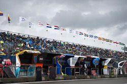 Flaggen in Assen
