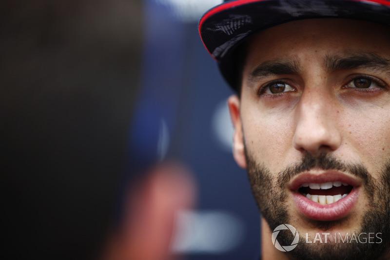 Daniel Ricciardo (onder contract tot eind 2018)
