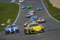 Max', Fabian Schiller, Porsche Cayman GT4 Clubsport