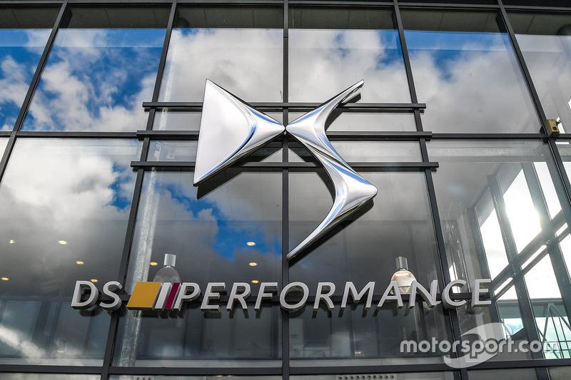 DS Virgin Racing factory