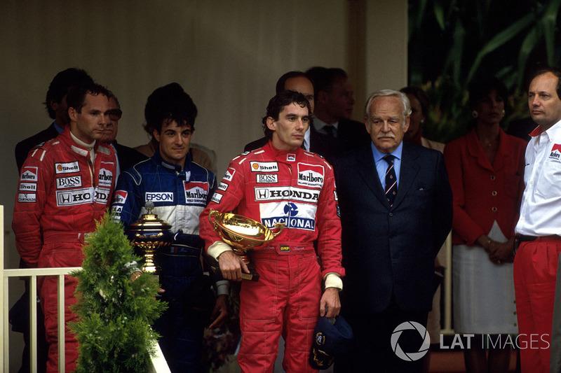 GP de Mónaco 1990