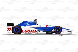 Jay Howard, Schmidt/Peterson Motorsports Honda