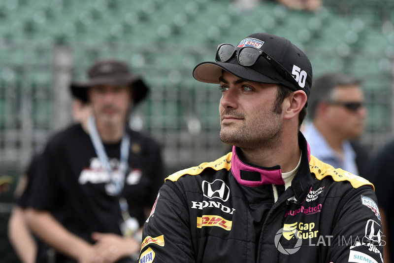 Jack Harvey, Michael Shank Racing with Andretti Autosport Honda